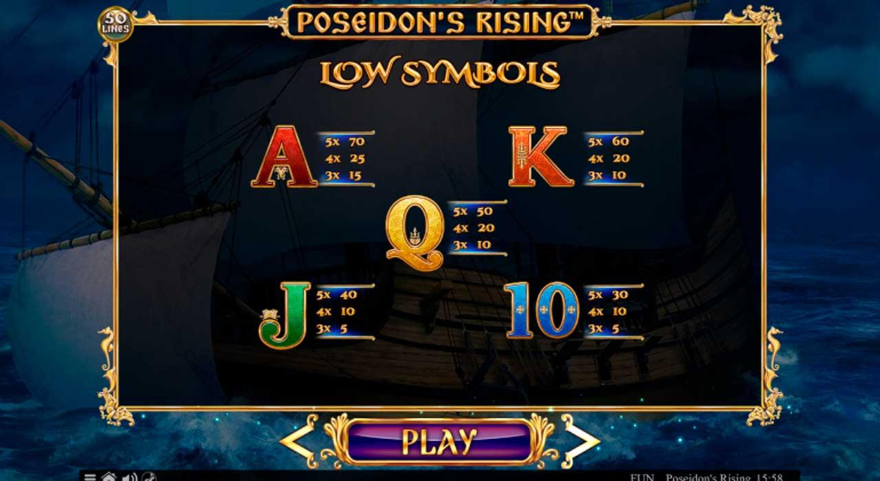 Poseidon Rising